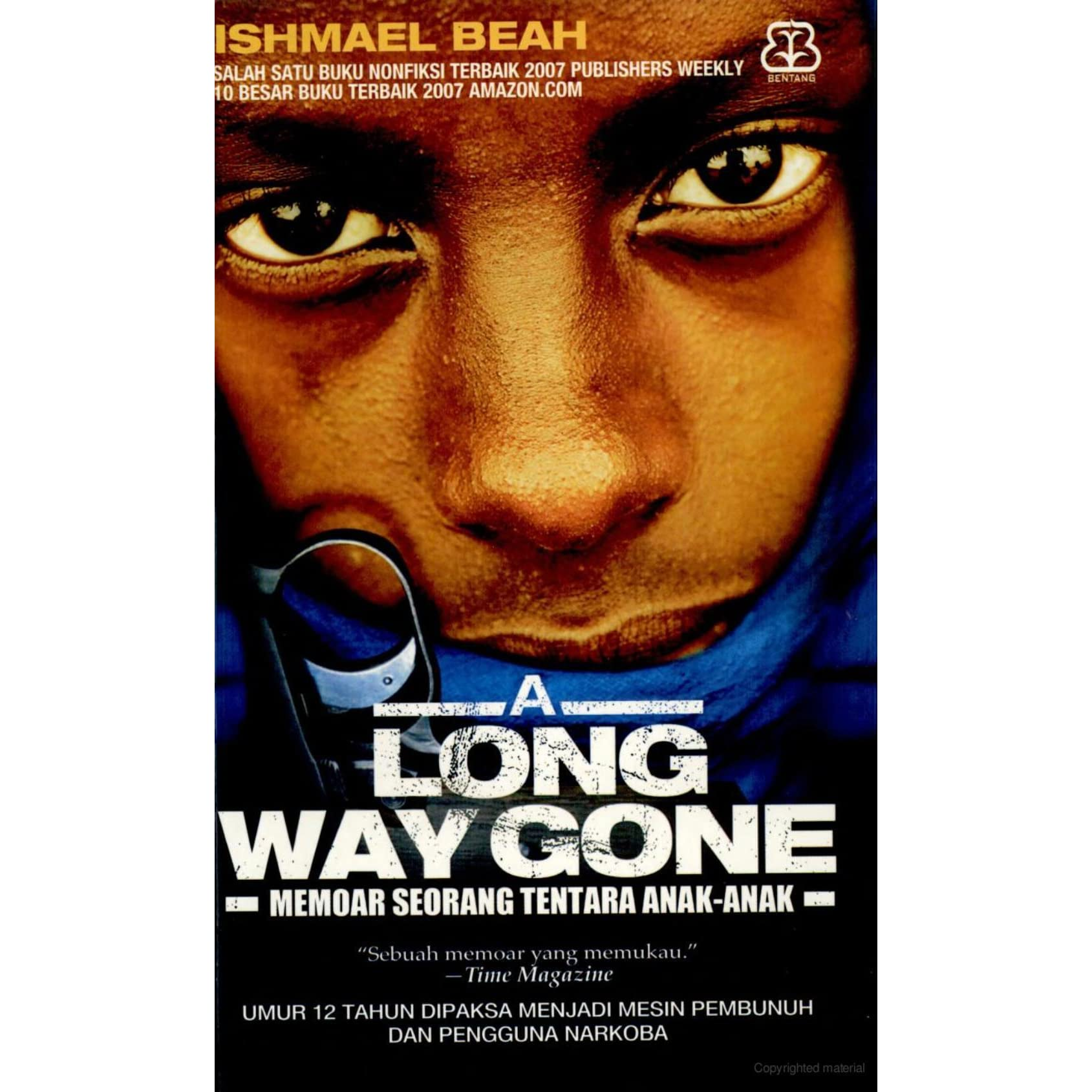 Ishmael Beah Writing Styles in A Long Way Gone: Memoirs of a Boy Soldier