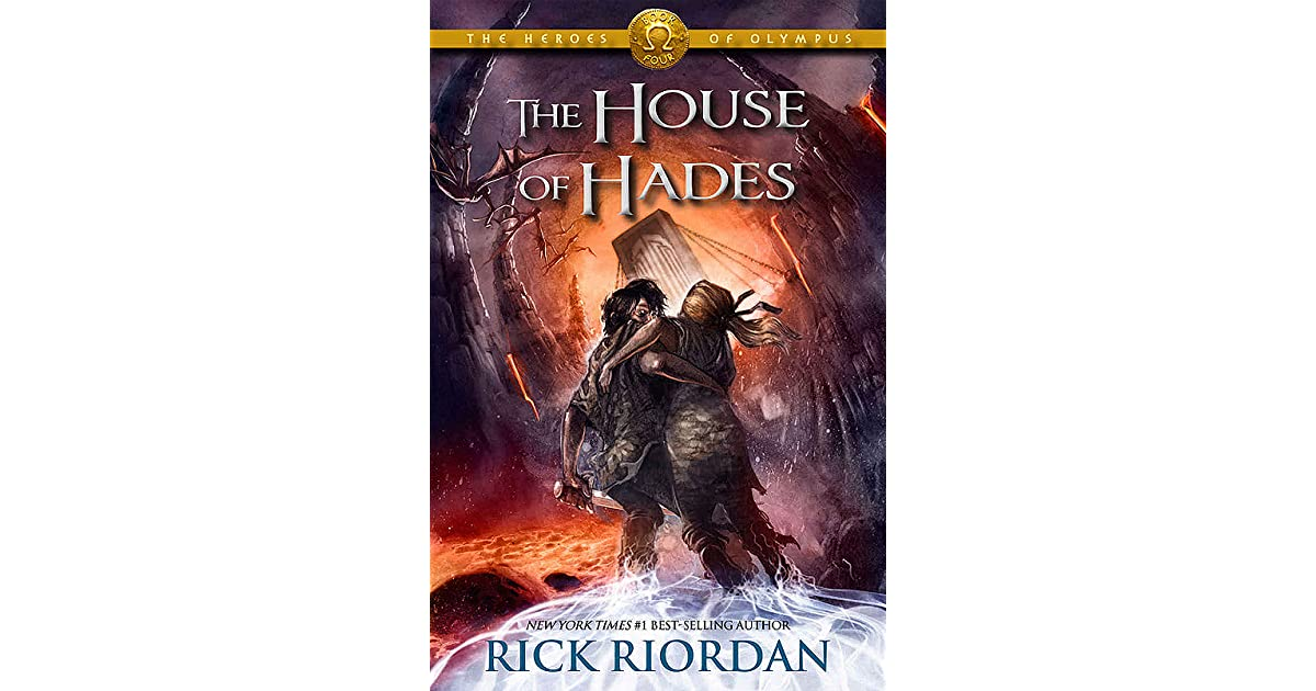 Opinion house of hades rick riordan book with