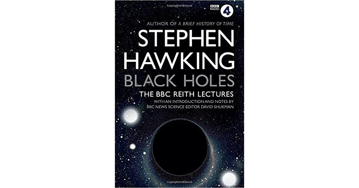 black holes stephen hawking book - photo #5