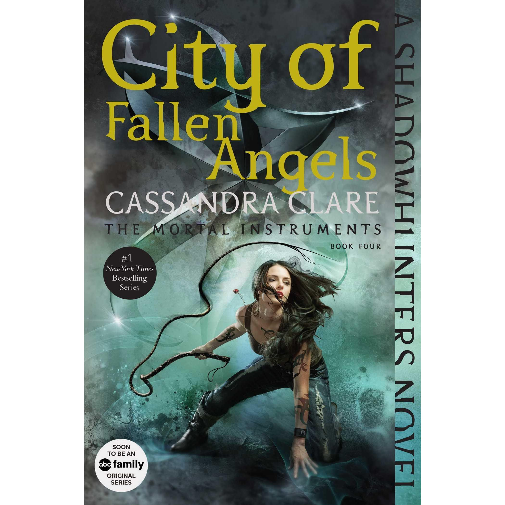 Fallen Angels Book Quotes: City Of Fallen Angels (The Mortal Instruments, #4) By
