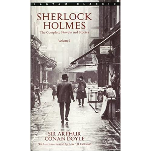 sherlock holmes by arthur conan doyle essay The 12 best sherlock holmes stories, according to arthur conan doyle  has pointed out, after this essay, conan doyle never wrote another word about his most.