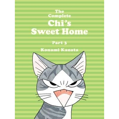 The complete chi 39 s sweet home part 3 by kanata konami reviews discussion bookclubs lists - Chi s sweet home ...