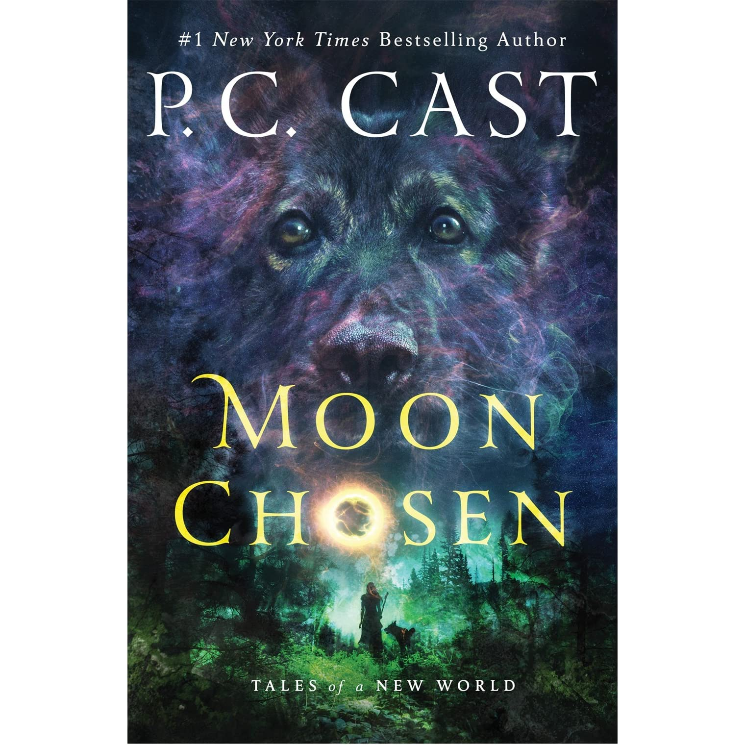 Moon Chosen (tales Of A New World #1) By Pc Cast €� Reviews, Discussion,  Bookclubs, Lists