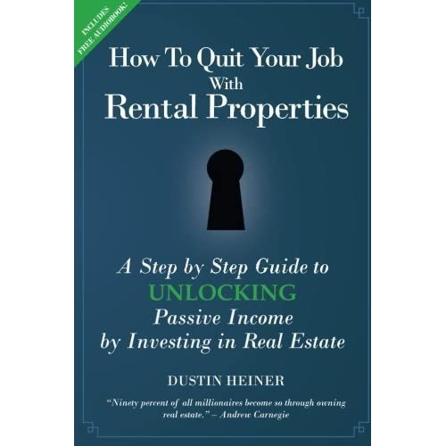 Real Estate Rental Properties: Book Giveaway For How To Quit Your Job With Rental