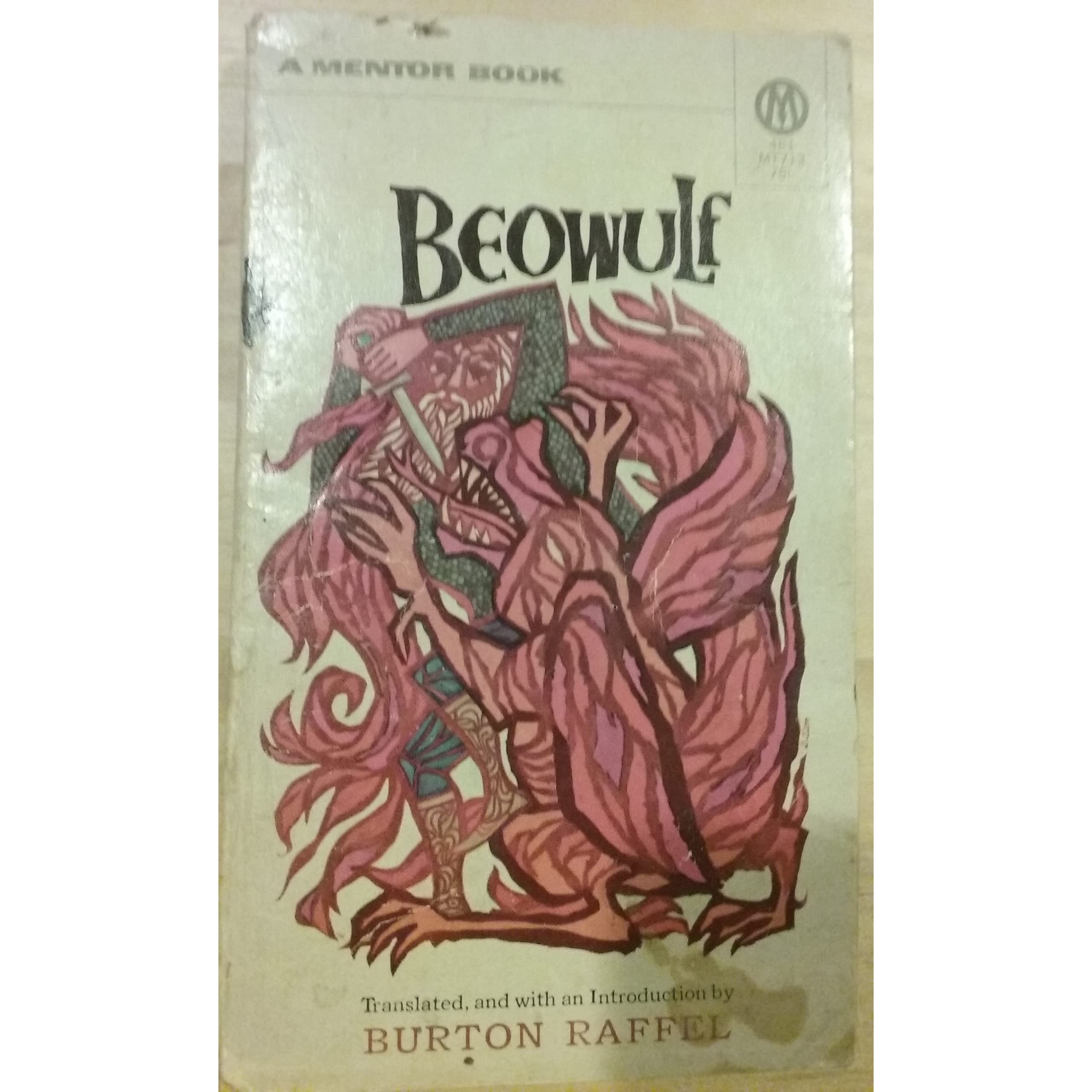 beowulf by burton raffel 10/24/12 the monster grendel from beowulf translated by burton raffel the monster grendel 1 wwwnexuslearningnet/books/elements_of_lit_course6/anglo_saxon_period/the .