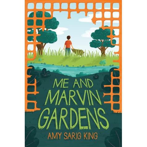 Me And Marvin Gardens By A S King Reviews Discussion