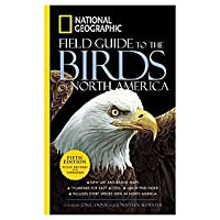 National Geographic Field Guide to the Birds of North America, 5th edition