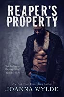 Reaper's Property (Reapers Motorcycle Club, #1)