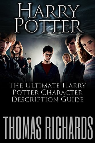 Harry Potter Book Guide : Harry potter the ultimate character