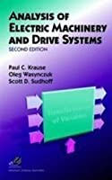 Analysis of Electric Machinery and Drive Systems (2nd Edition)