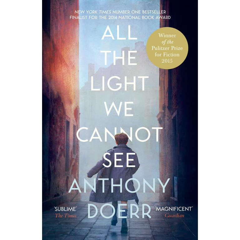 All the light we cannot see by anthony doerr reviews discussion