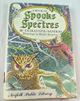 A Book Of Spooks And Spectres