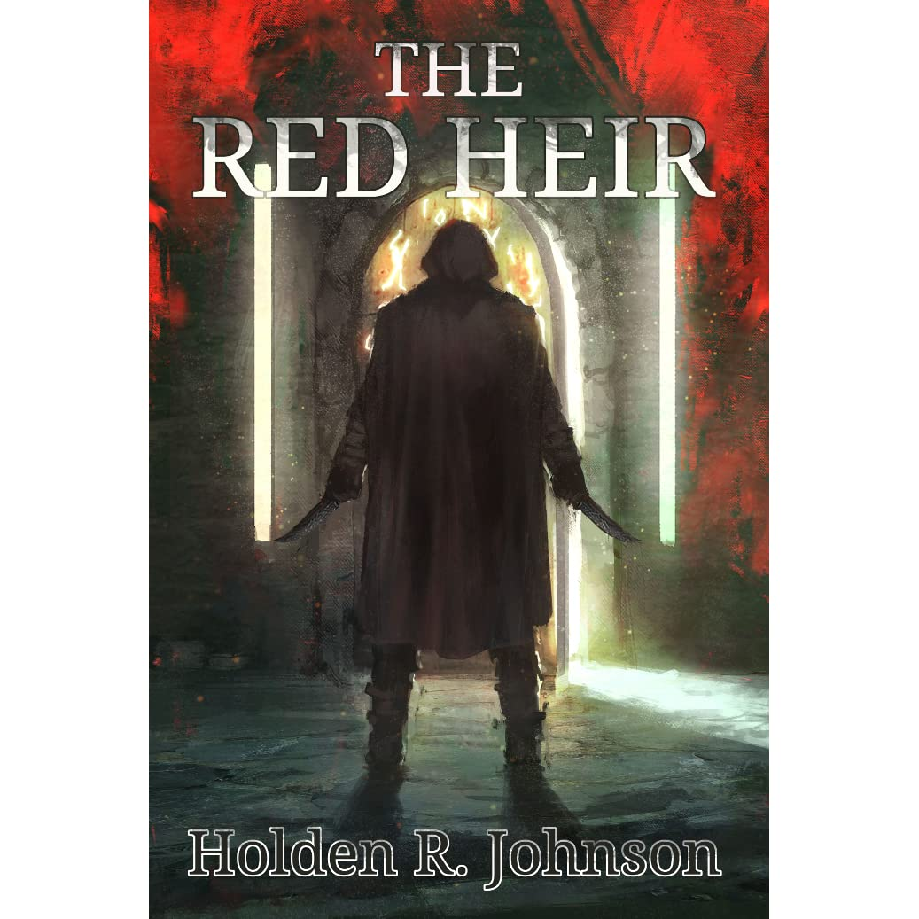 The Red Heir By Holden R Johnson €� Reviews, Discussion, Bookclubs, Lists