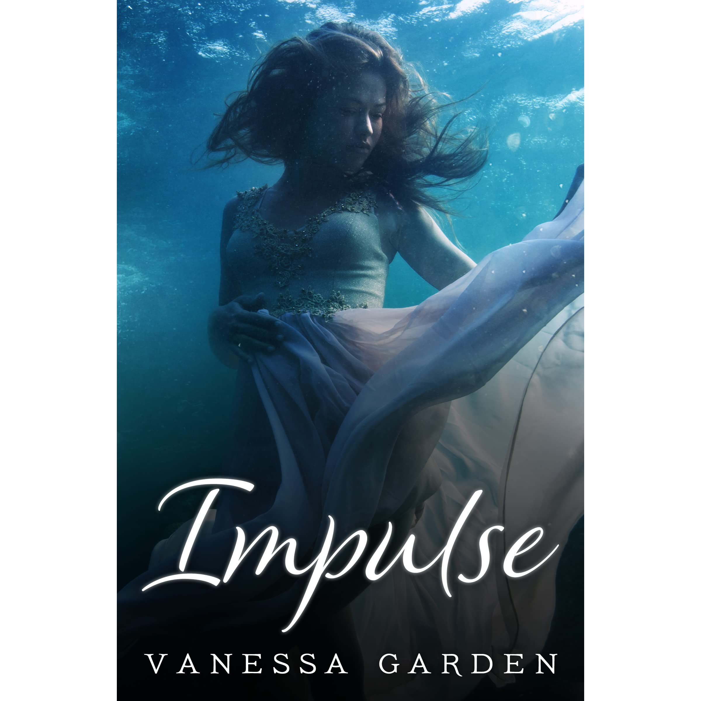 Impulse (submerged Sun, #2) By Vanessa Garden €� Reviews, Discussion,  Bookclubs, Lists
