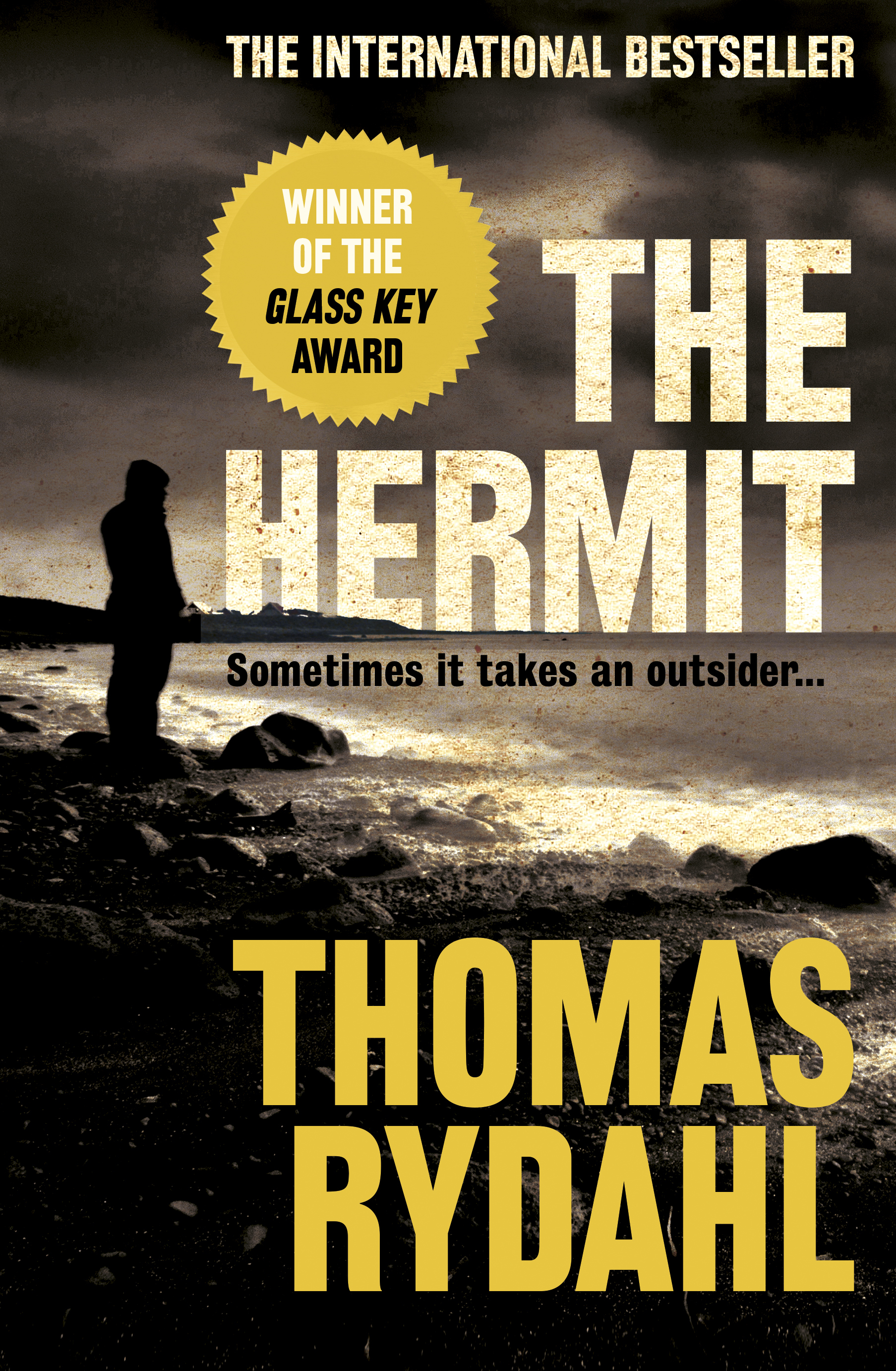 The Hermit by Thomas Rydahl — Reviews, Discussion, Bookclubs, Lists