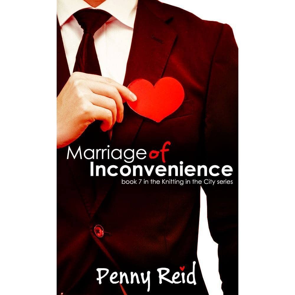 Knitting In The City Goodreads : Marriage of inconvenience knitting in the city by