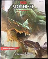 Dungeons & Dragons Fantasy Roleplaying Game: An Essential D&D Starter Set (5th Edition D&D)