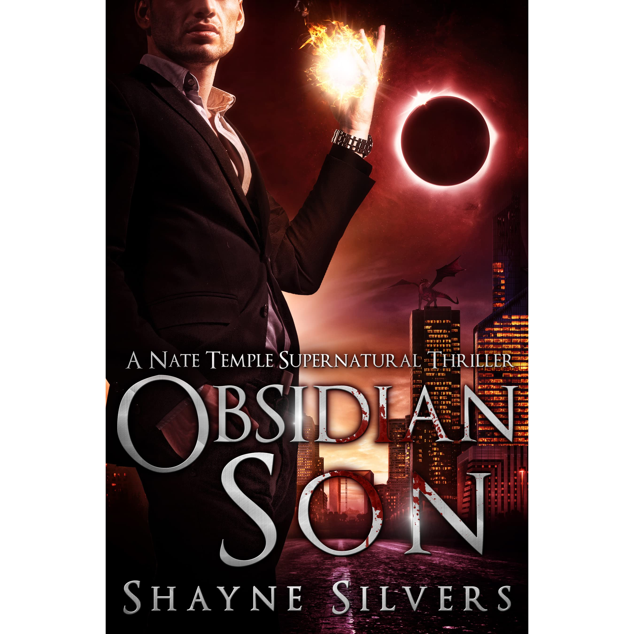 Obsidian Son (the Temple Chronicles, #1) By Shayne Silvers €� Reviews,  Discussion, Bookclubs, Lists