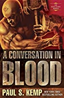 A Conversation in Blood (Egil and Nix #3)