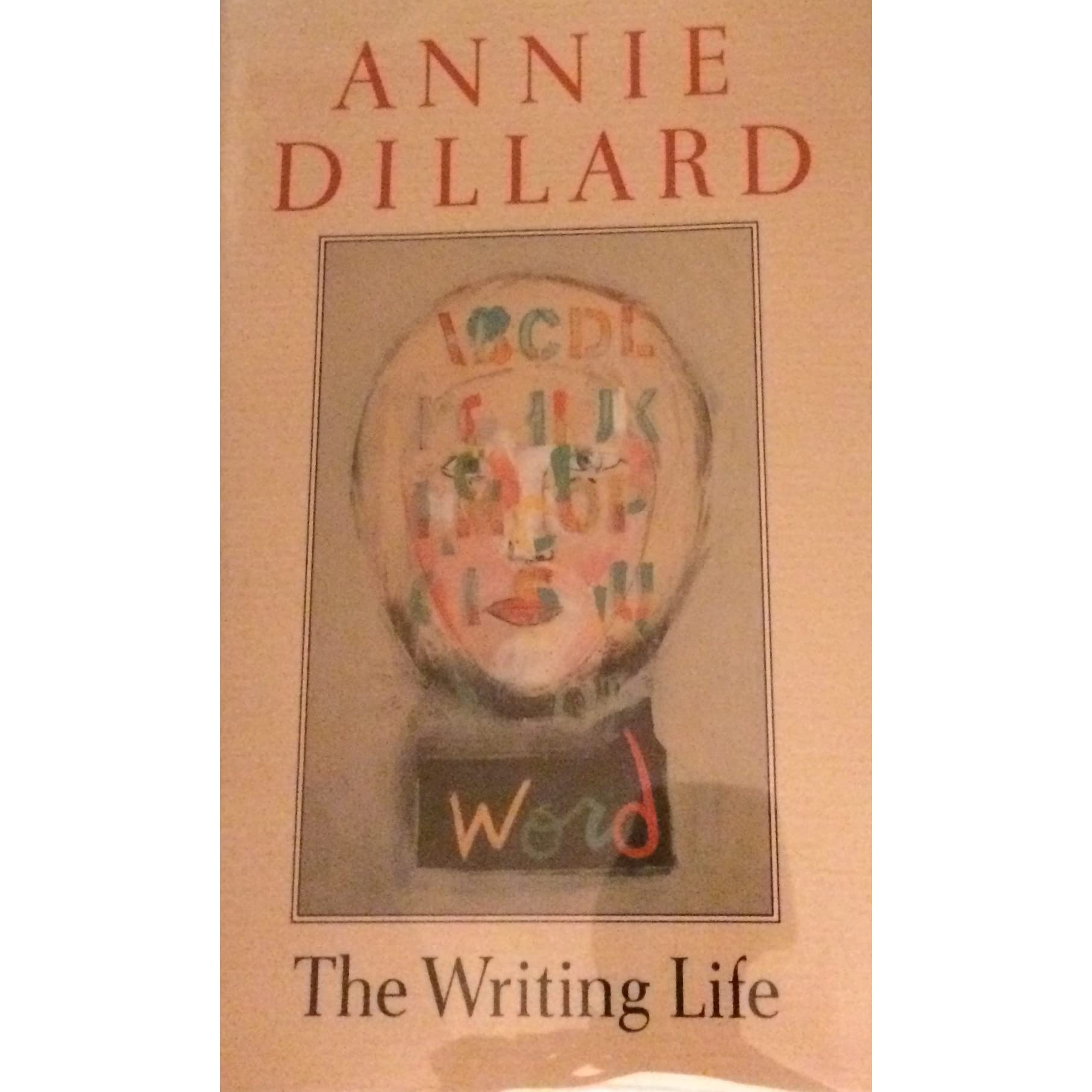 transfiguration by annie dillard essay In his essay art and ultimate reality, the famed theologian paul  annie  dillard's story of the  this time is the instant of her self-renewal, or  transfiguration.
