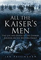 All the Kaiser's Men