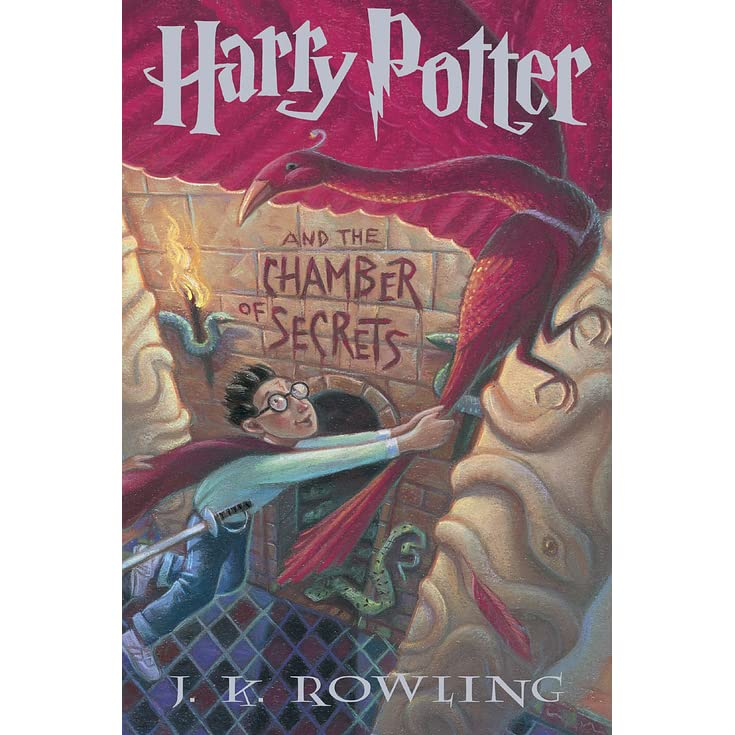 Harry Potter Book Error ~ Harry potter and the chamber of secrets