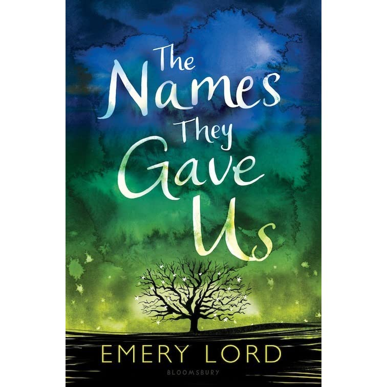 Fashion Book Cover Names : The names they gave us by emery lord — reviews discussion