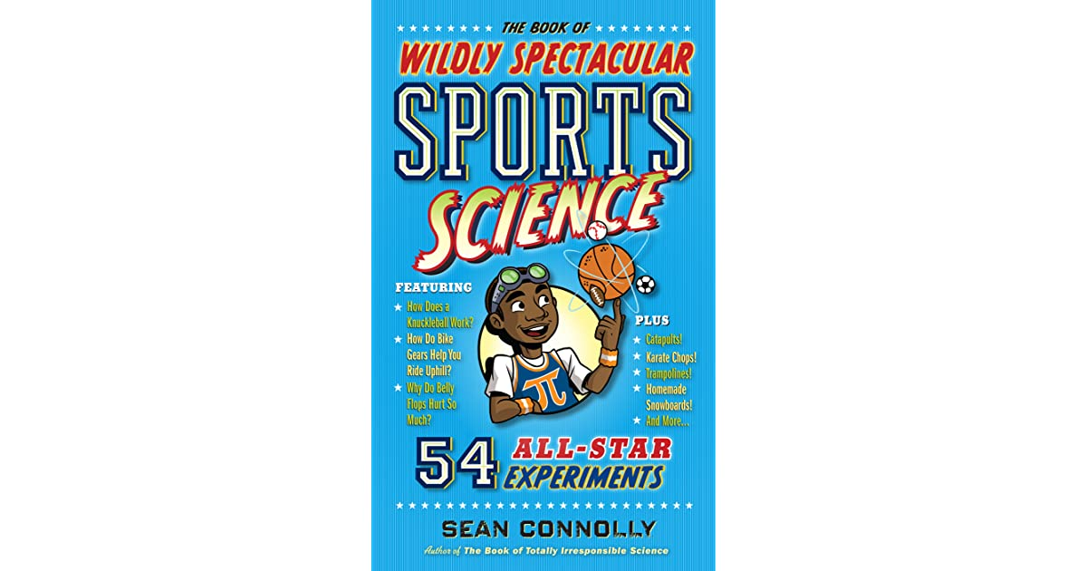 Follow Their Interest: The Best Science Books for Kids ...  |Sports Science Book