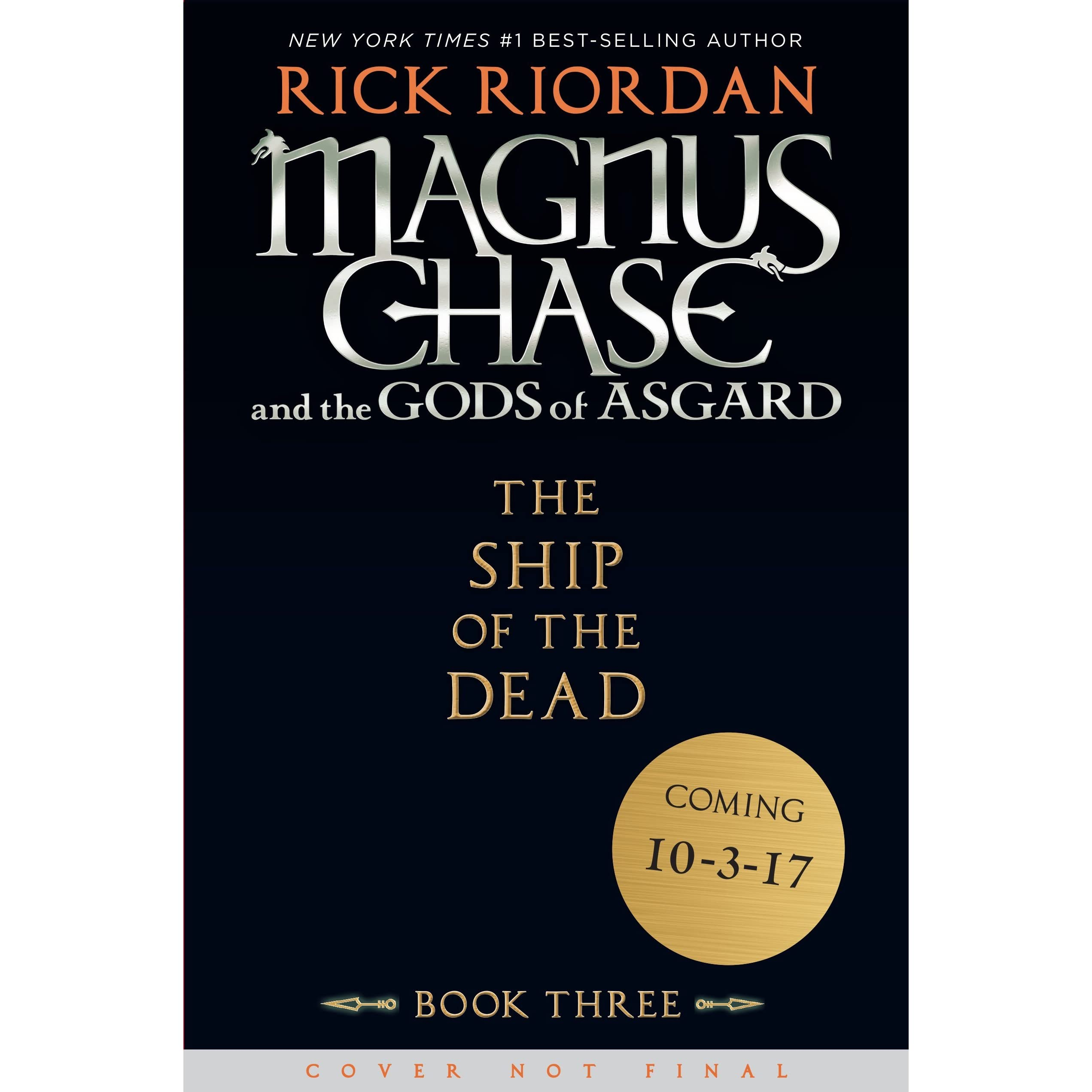 book 3 the ship of the dead