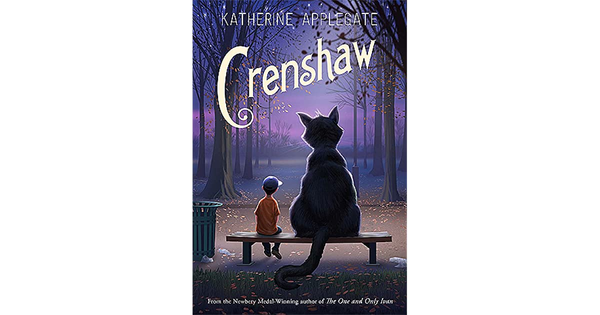 crenshaw by katherine applegate reviews discussion bookclubs lists. Black Bedroom Furniture Sets. Home Design Ideas