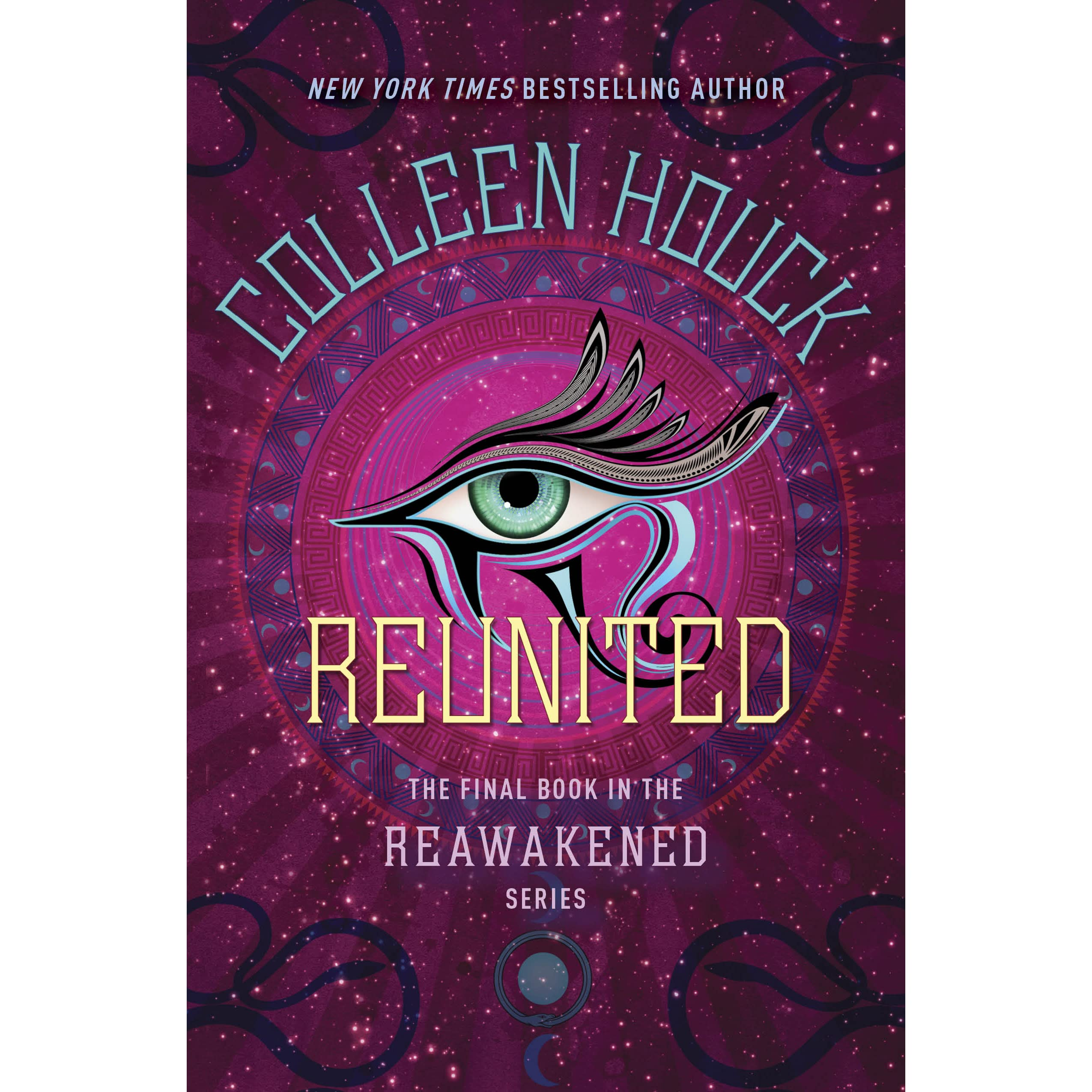Image result for colleen houck books reunited