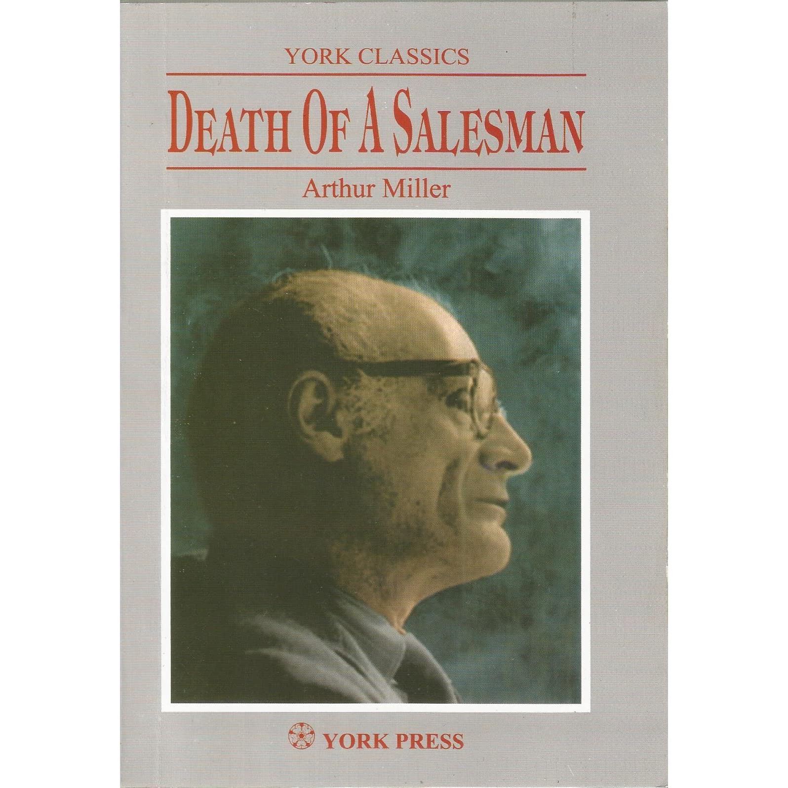 "death of a salesman book report Analysis ""death of a salesman"" analysis ""death of a salesman"" the ""death of a salesman"" is a perfect form of a greek tragedy a greek tragedy is a novel."