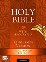 Kindle Bible (KJV with Apocrypha)