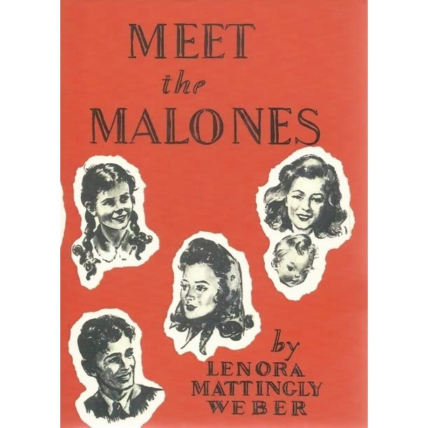 Meet The Malones By Lenora Mattingly Weber Reviews