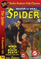Wings of Black Death (The Spider)