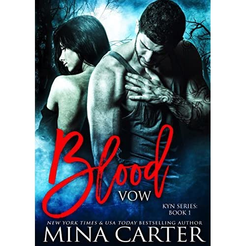 Warriors Book Series Review: Blood Vow (Kyn Series, #1) By Mina Carter