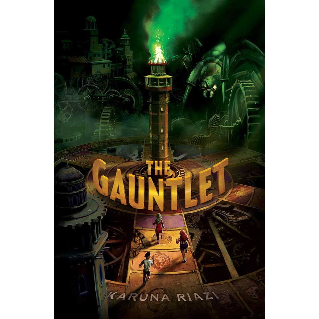 the gauntlet by karuna riazi reviews discussion bookclubs lists. Black Bedroom Furniture Sets. Home Design Ideas