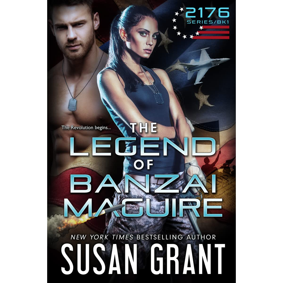 The Legend Of Banzai Maguire: Book 1 (2176 Series, #1) By Susan Grant €�  Reviews, Discussion, Bookclubs, Lists