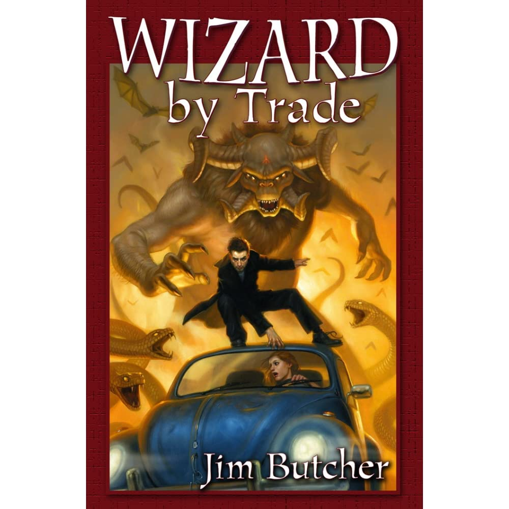 Wizard By Trade (the Dresden Files Omnibus, #2) By Jim Butcher €� Reviews,  Discussion, Bookclubs, Lists