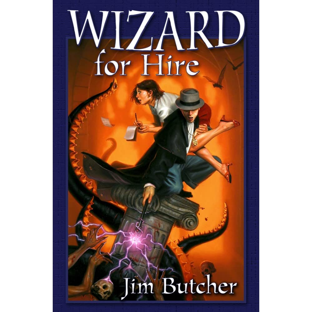 Wizard For Hire (the Dresden Files Omnibus, #1) By Jim Butcher €� Reviews,  Discussion, Bookclubs, Lists