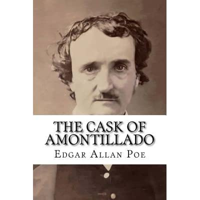 traits of a criminal in edgar allan poes the cask of amontillado Summary the cask of amontillado has been almost universally referred to as poe's most perfect short story edgar allan poe biography about poe's short stories.