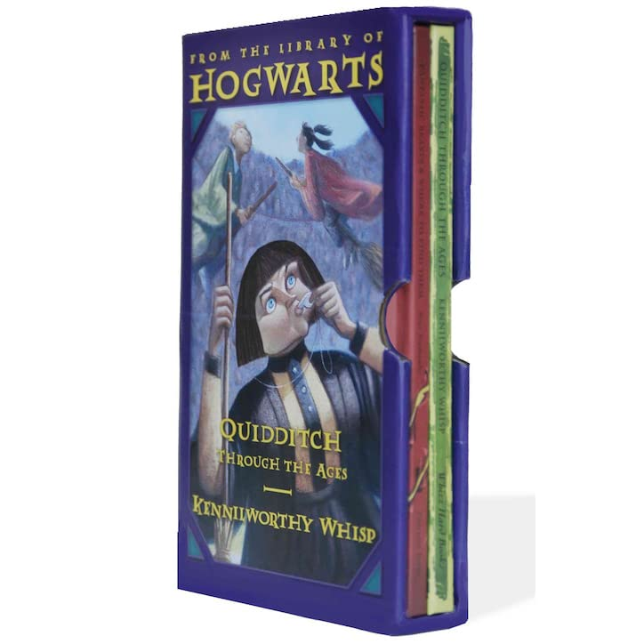 Harry Potter Book Goodreads ~ Harry potter schoolbooks box set two classic books from