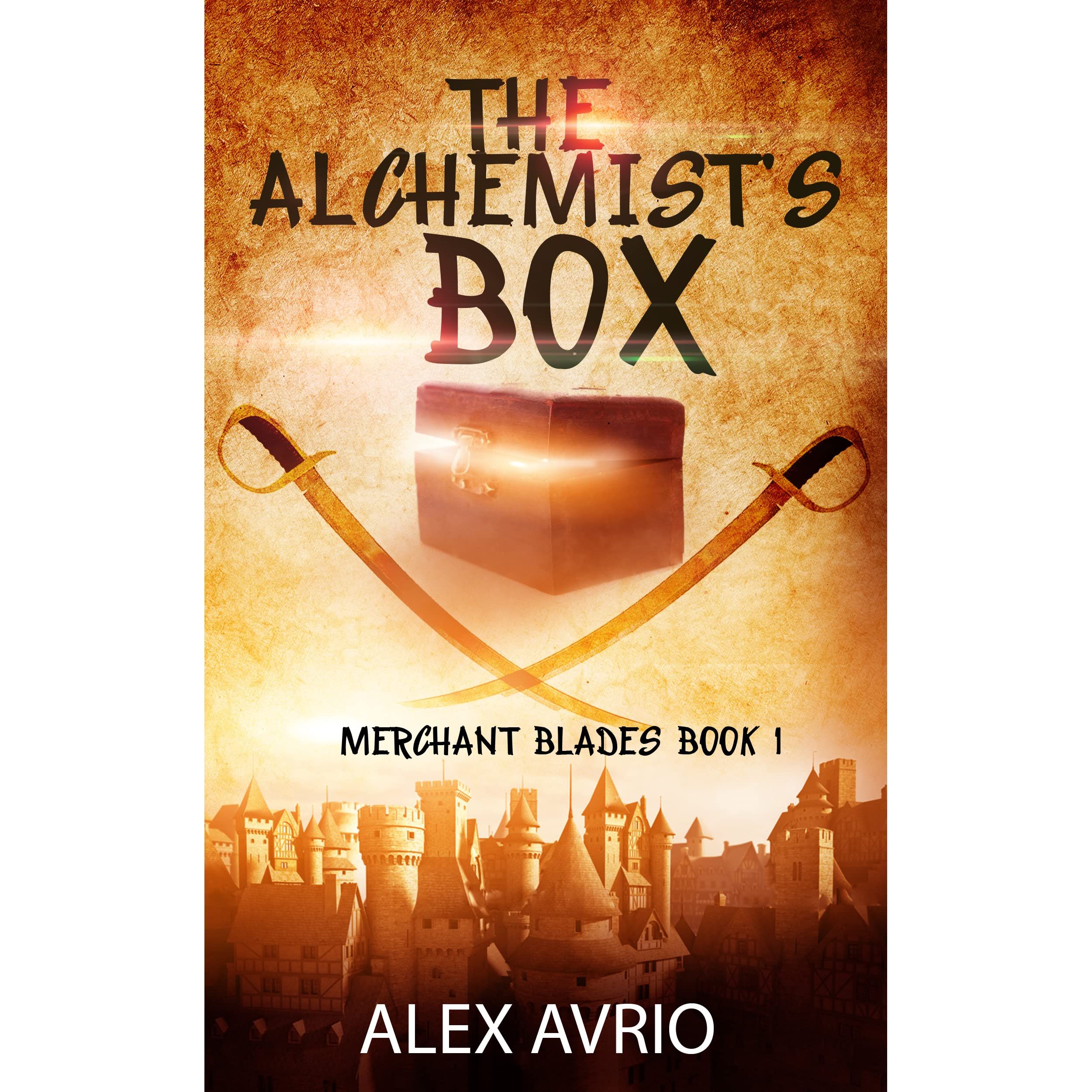 the alchemist s box merchant blades by alex avrio reviews the alchemist s box merchant blades 1 by alex avrio reviews discussion bookclubs lists