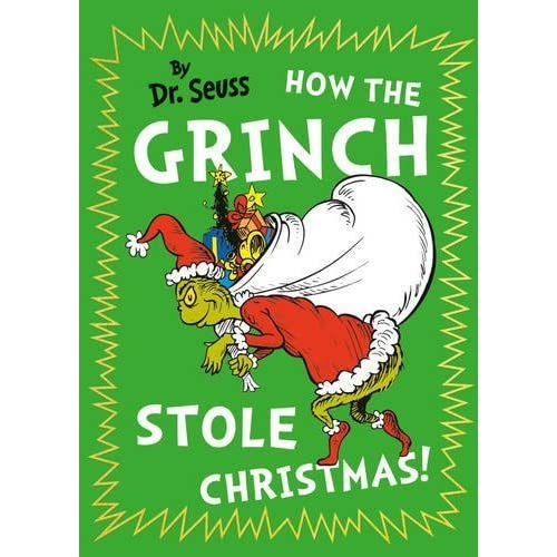 book report how the grinch stole christmas Dr seuss subtly exposes greed and commercialism read common sense  media's how the grinch stole christmas review, age rating, and parents guide.