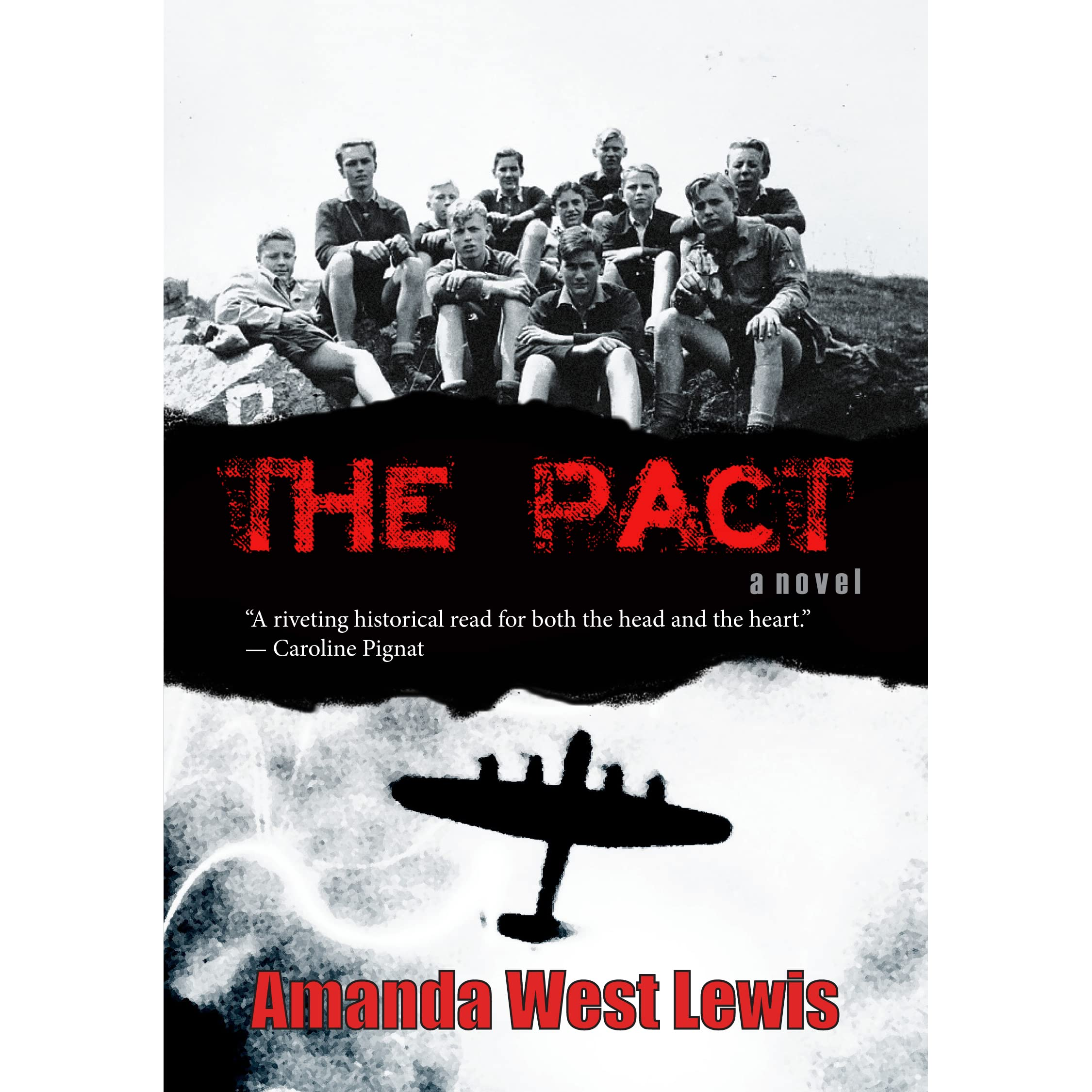 the pact by amanda west lewis reviews discussion bookclubs lists