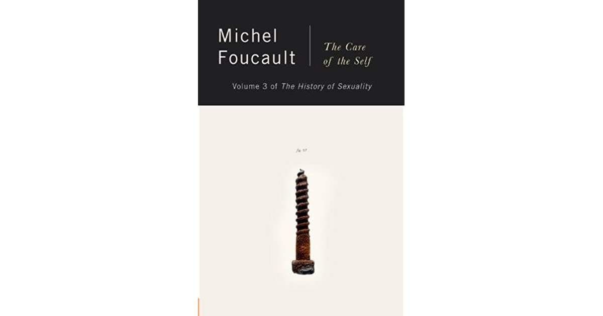 "Sexuality: Volume One Defended"" Foucault Beyond Foucault"