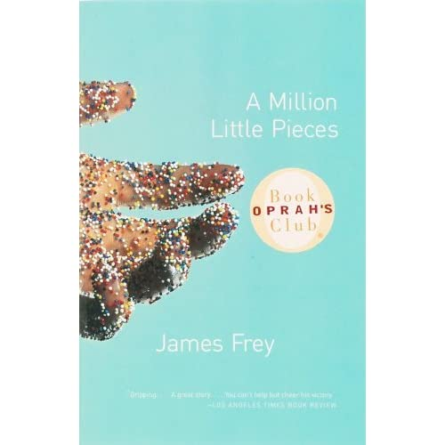 """a book analysis of a million little pieces by james frey Retrouvez a million little pieces et des millions de livres en stock sur amazonfr  achetez neuf ou  review """"james frey's staggering recovery memoir could well  be seen as the final word on the topic  —the new york times book review."""