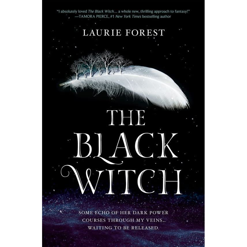 the black witch the black witch chronicles 1 by laurie forest reviews discussion. Black Bedroom Furniture Sets. Home Design Ideas