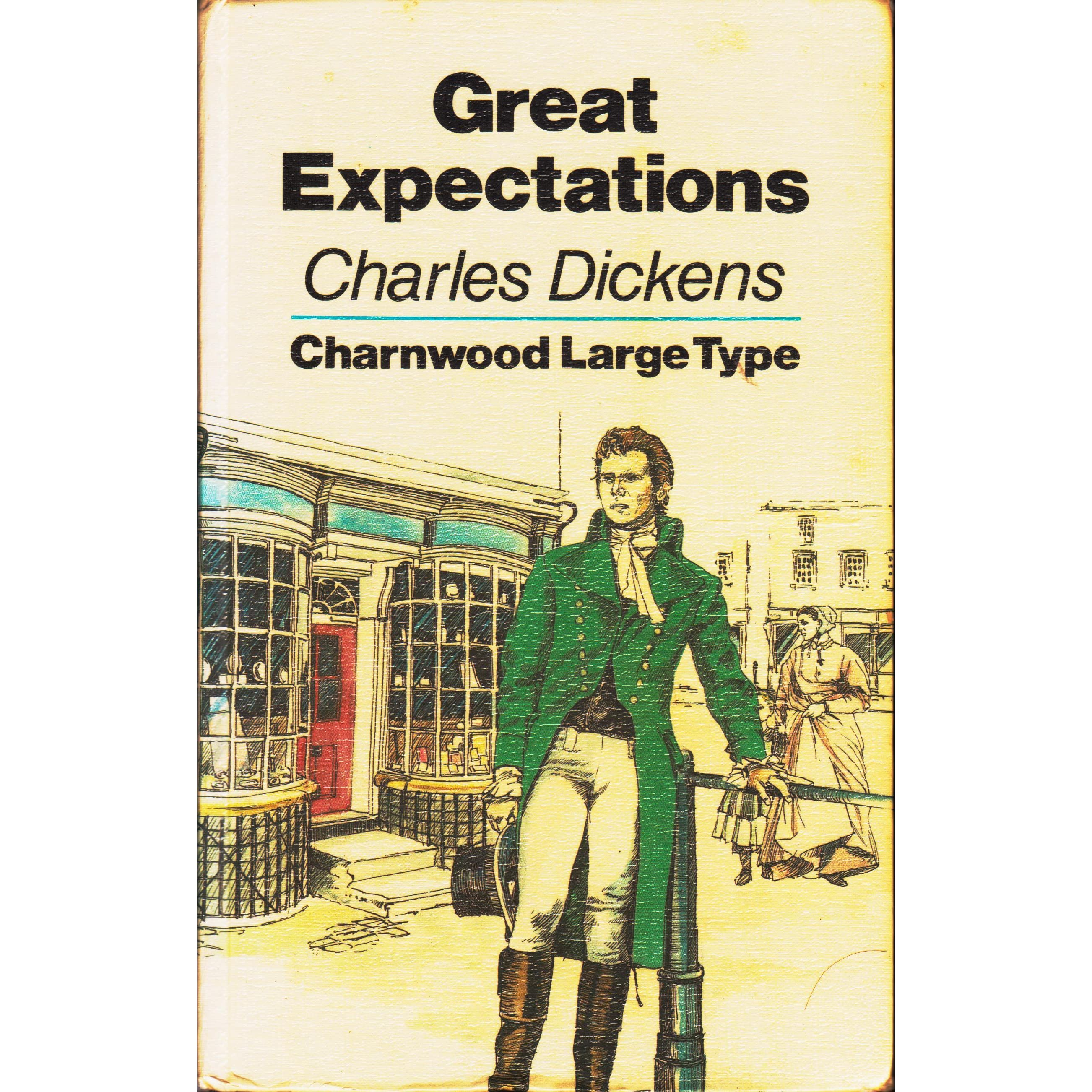 great expectations book review essay Great expectations charles dickens  study help essay questions bookmark  this  5 does estella's change at the end of the novel seem real previous full.