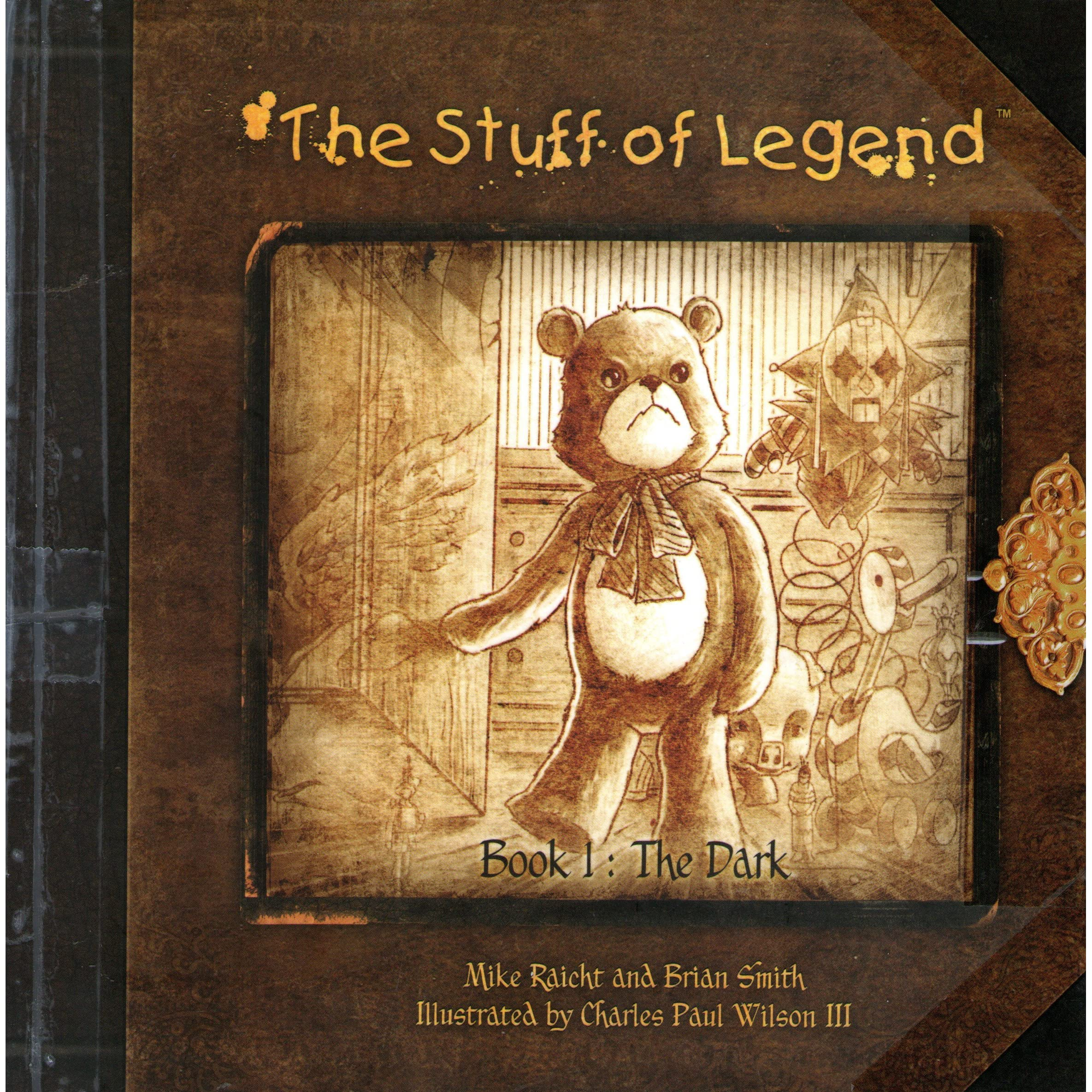 The Stuff Of Legend, Book 1: The Dark (the Stuff Of Legend, #1) By Mike  Raicht €� Reviews, Discussion, Bookclubs, Lists